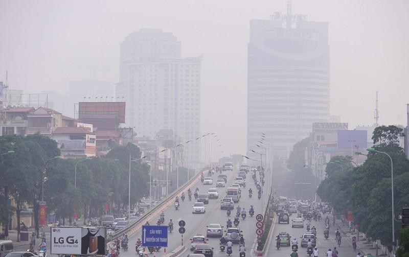 sương mù quang hóa