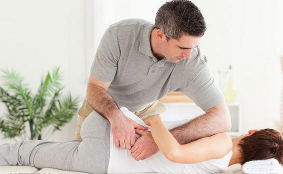 Cách điều trị đau hông