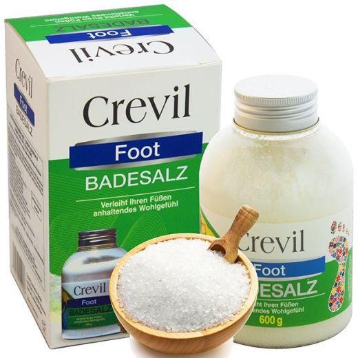 Muối ngâm chân Crevil Foot Badesalz