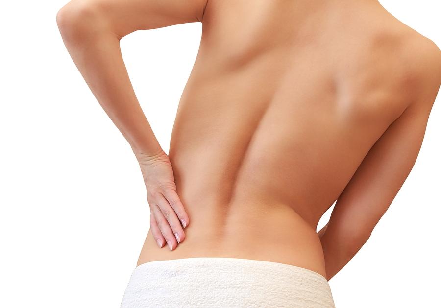 đau mạng sườn trái sau lưng