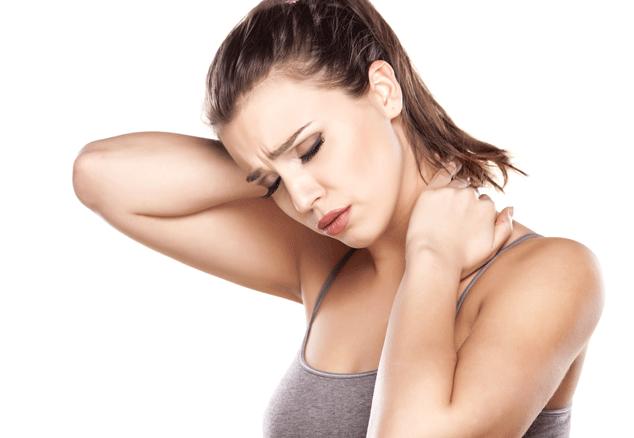đau sau gáy cổ