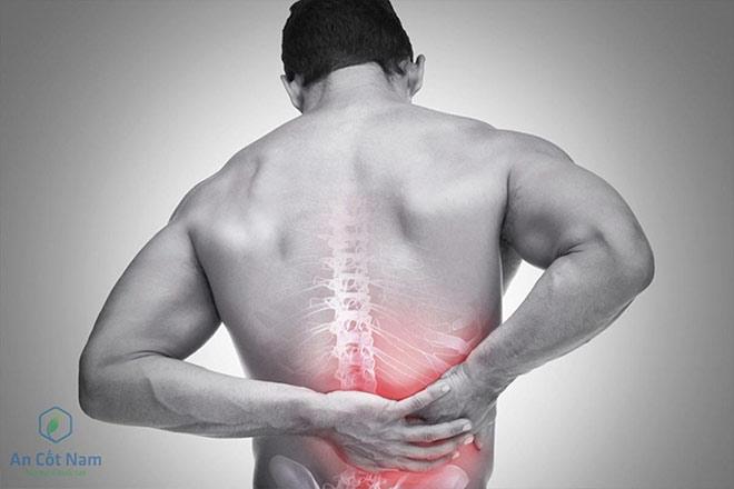 đau thắt lưng