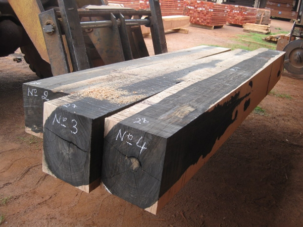 gỗ mun