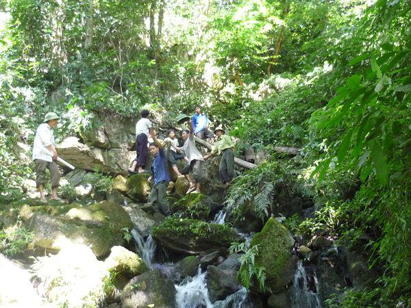 Đa dạng sinh học của vườn quốc gia Xuân Sơn