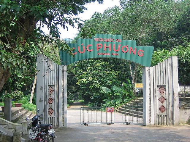 Vườn quốc gia Cúc Phương