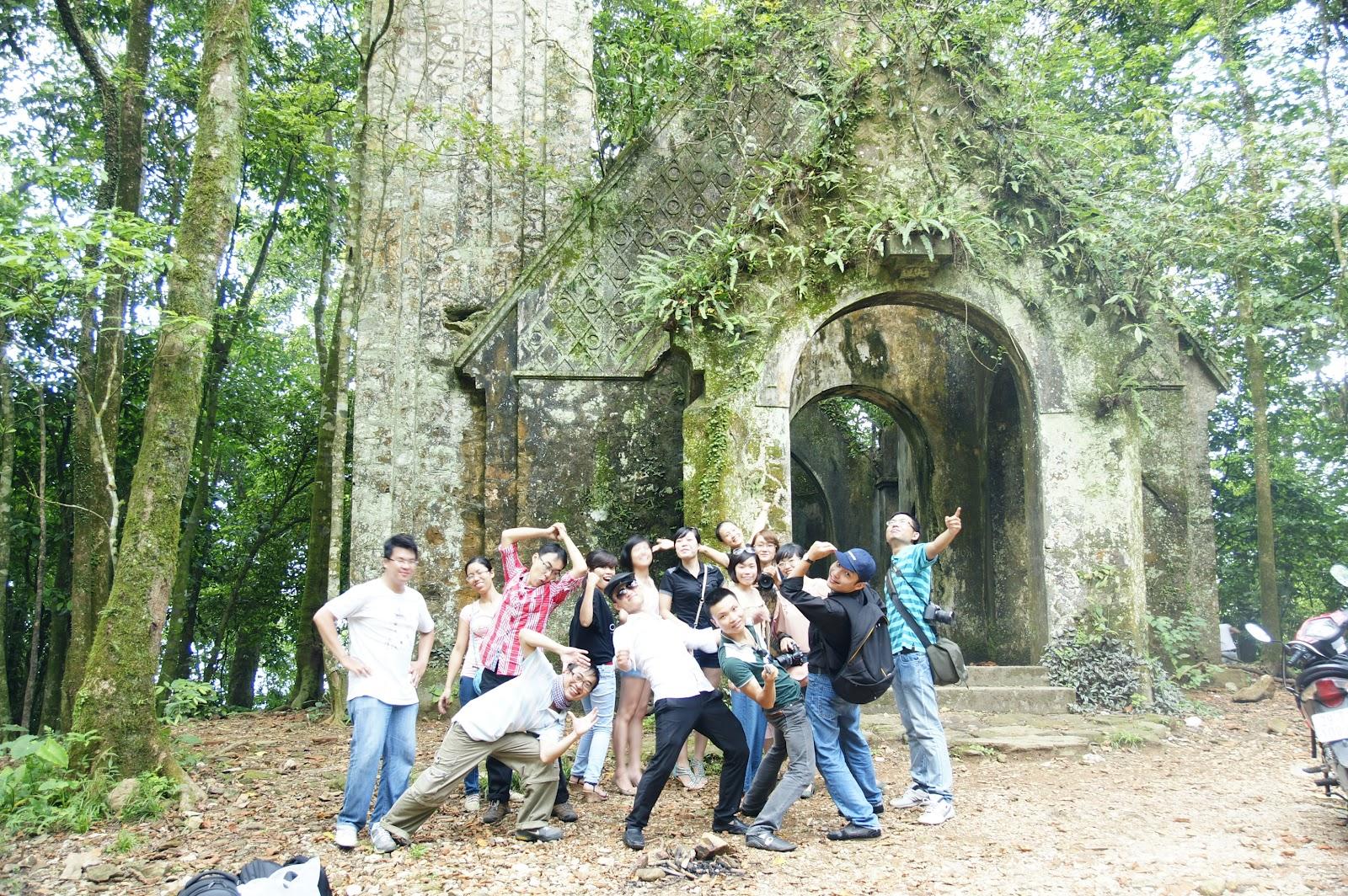 Du lịch vườn quốc gia Ba Vì