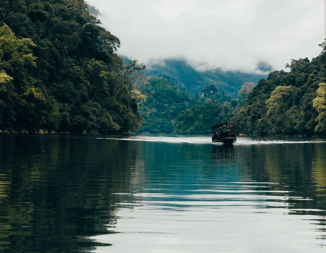 vườn quốc gia ba bể