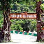 Vườn quốc gia Bạch Mã đa dạng sinh học và du lịch