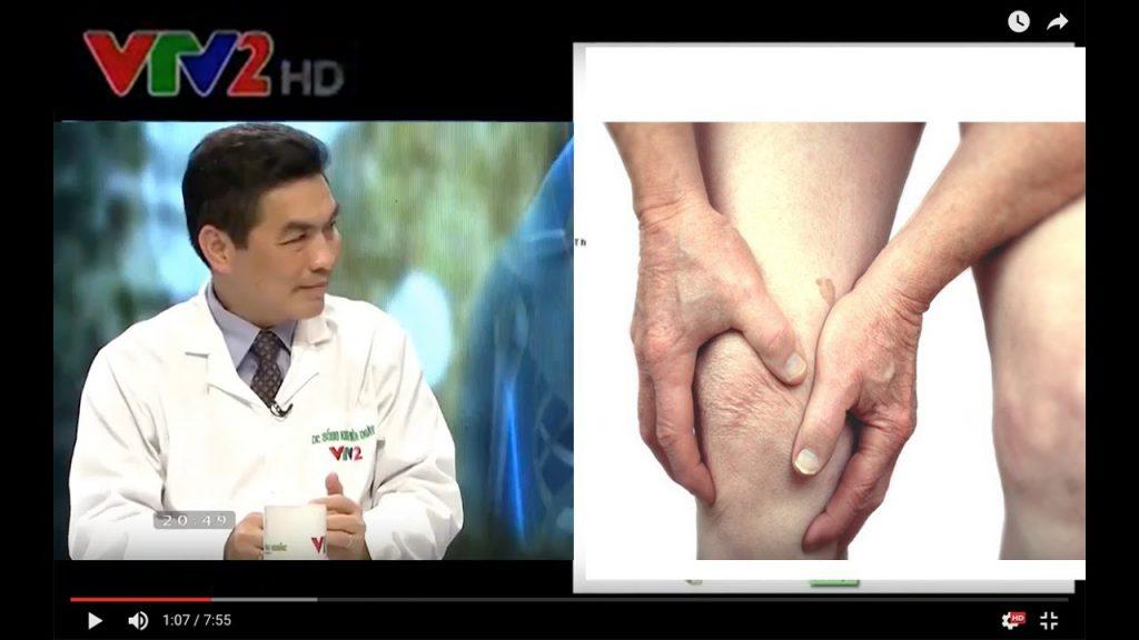 Bác sĩ Hoàng Khánh Toàn chia sẻ về An Cốt Nam trong chương trình Sống khỏe mỗi ngày (VTV2)