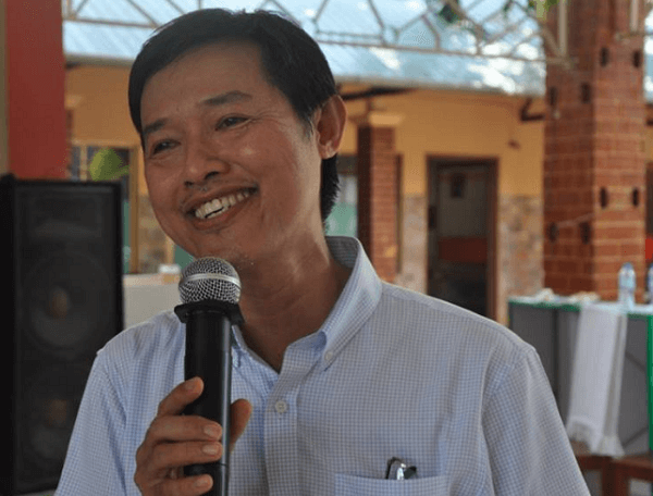 Bác sĩ chuyên khoa cột sống Đỗ Phước Hùng