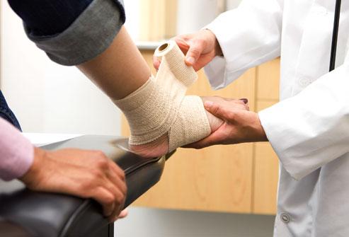 Cách chữa đau khớp bàn chân