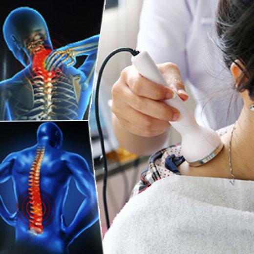 Điều trị đau cột sống