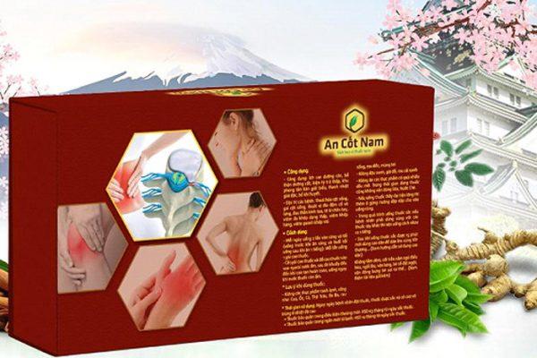 An Cốt Nam điều trị đau lưng ở phụ nữ