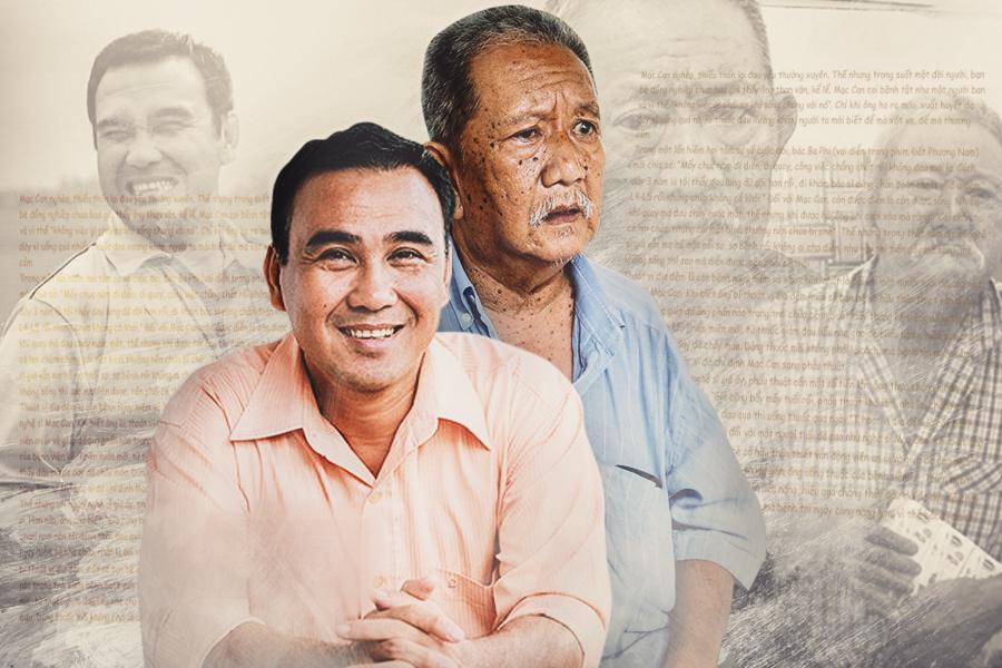 MC Quyền Linh, nghệ sĩ Mạc Can đã điều trị khỏi bệnh nhờ An Cốt Nam