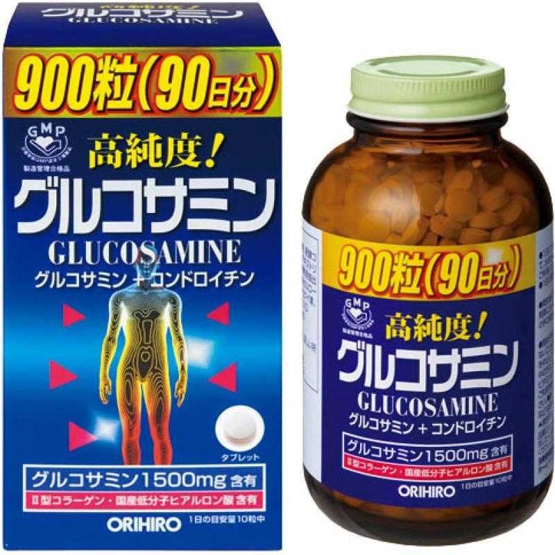 Thuốc xương khớp Nhật Bản