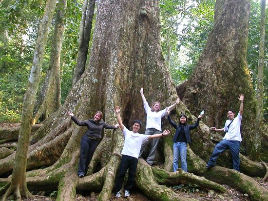 Du lịch ở vườn quốc gia Cúc Phương