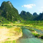 Vườn quốc gia Vũ Quang thuộc tỉnh Hà Tĩnh