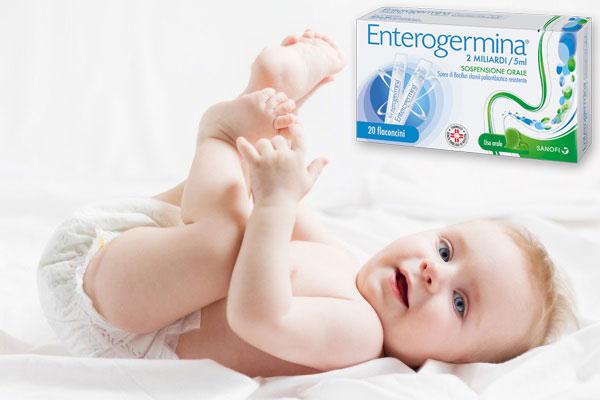 enterogermina là thuốc gì