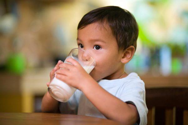 sữa cho trẻ bị rối loạn tiêu hóa