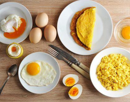 Đau dạ dày có nên ăn trứng không?