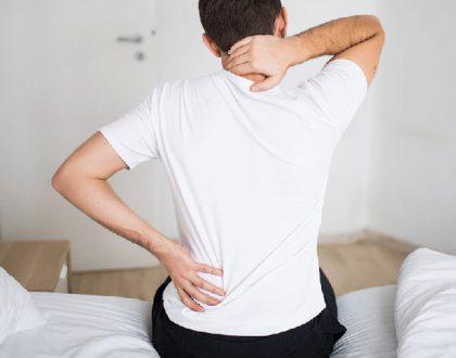 đau lưng khi nằm