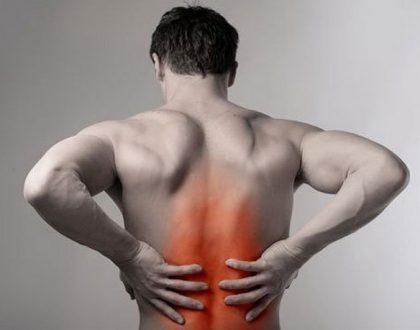 Đau lưng ở nam giới và cách khắc phục hiệu quả