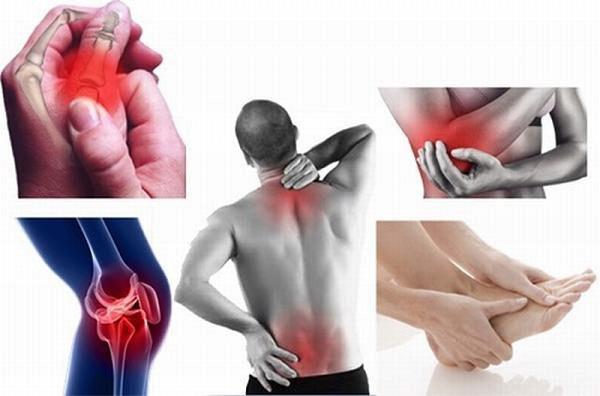 Dấu hiệu đau nhức xương khớp khi thay đổi thời tiết