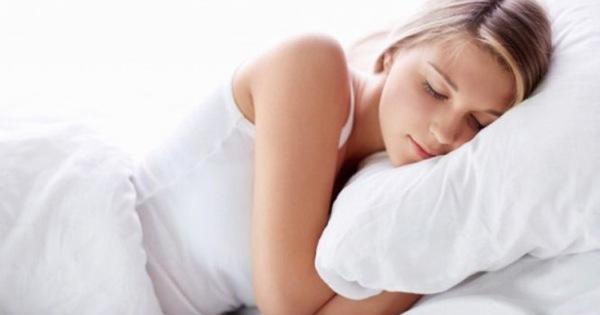 tư thế ngủ tốt cho người bị đau lưng