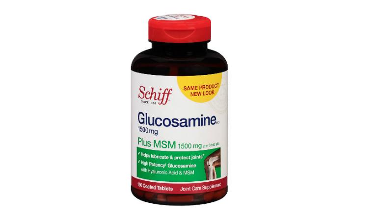 uống glucosamine có tốt cho người bệnh thoát vị đĩa đệm