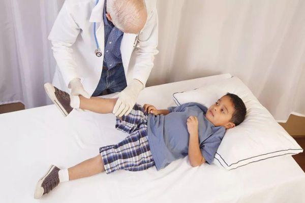 Điều trị viêm khớp trẻ em