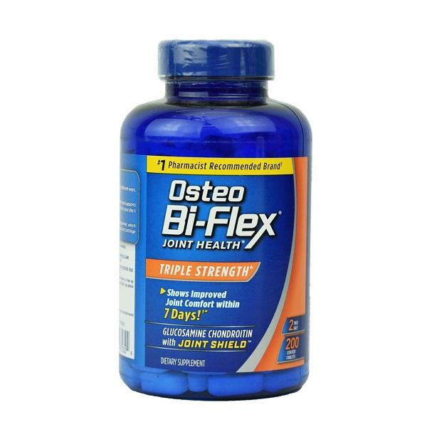 Thuốc hỗ trợ xương khớp Osteo Bi-Flex Triple Strength