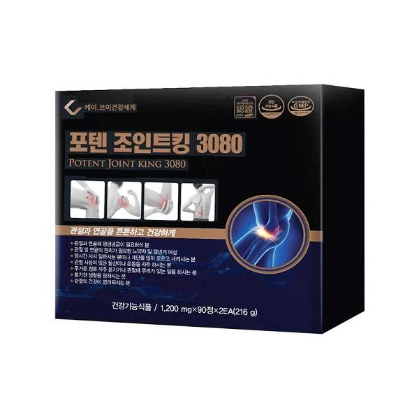 Thuốc xương khớp Hàn Quốc Potent Joint King 3080