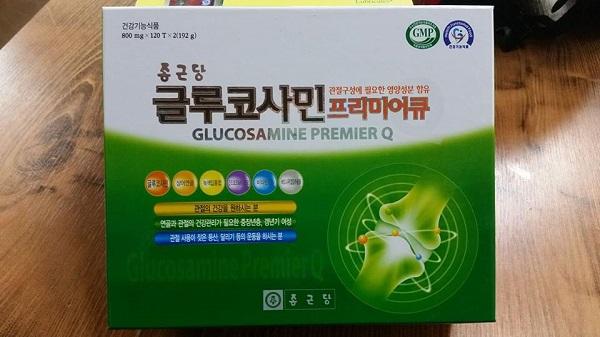 Thuốc xương khớp Hàn Quốc bổ khớp Glucosamin Taewoong