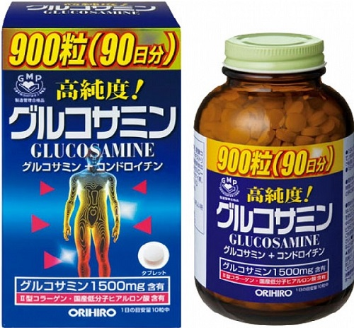 Thuốc xương khớp Nhật Bản - Glucosamine Orihio
