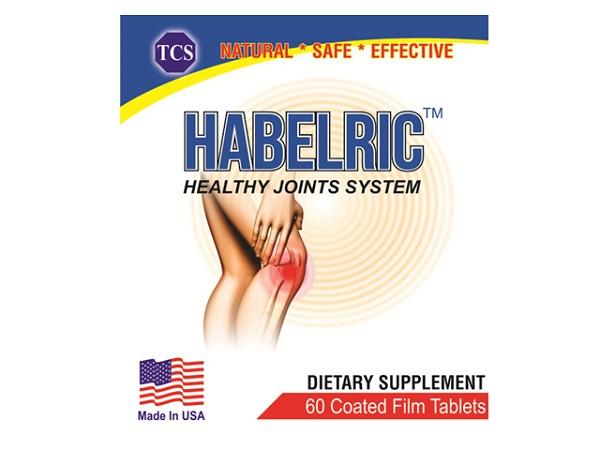 Thuốc hỗ trợ điều trị thoái hoá cột sống HABELRIC