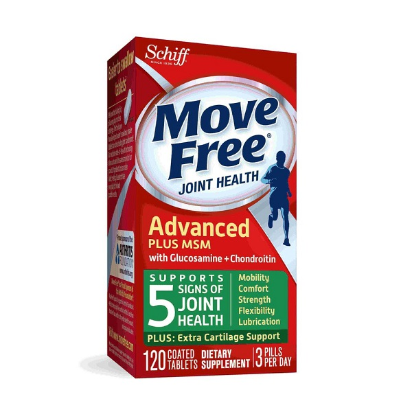 Viên xương khớp Move Free Advanced