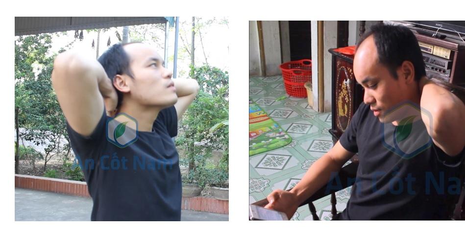 Anh Nguyễn Gia Mạnh, 28 tuổi ngụ tại khu 6, tổ 3 phường Xuân Khanh, Sơn Tây, Hà Nội