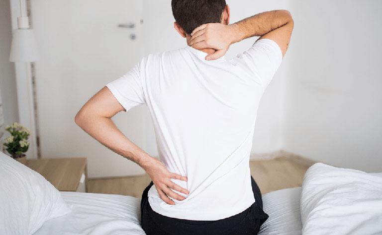cách chữa đau lưng tại nhà