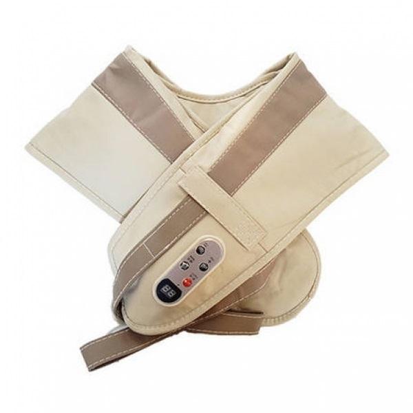 Máy massage đấm lưng hồng ngoại SJ-618 Nhật Bản