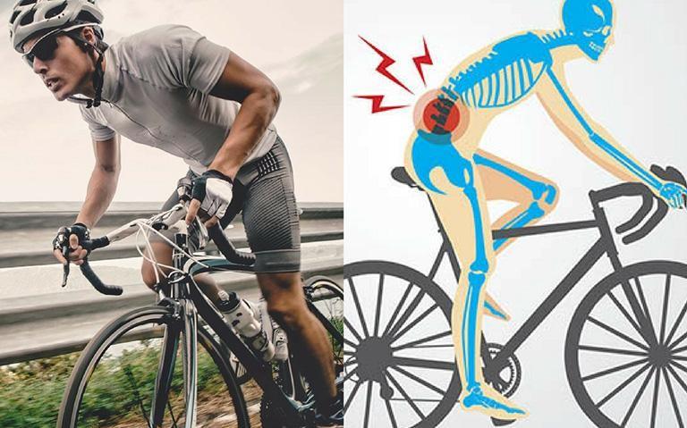 thoát vị đĩa đệm có đạp xe được không