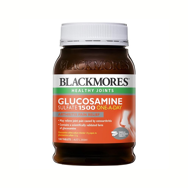 Thuốc bổ khớp của Úc Blackmores Glucosamine 1500mg One-A-Day