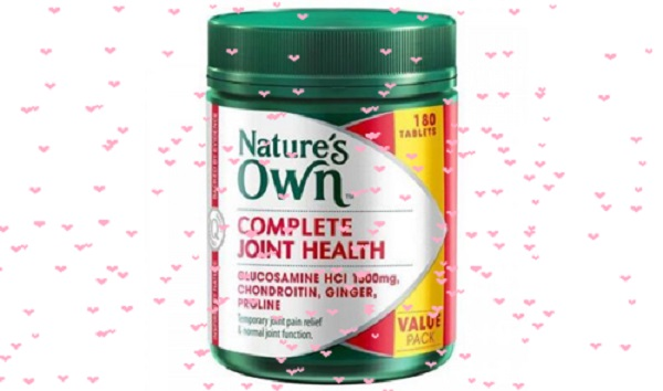 Bổ khớp của Úc Nature's Own Complete Joint Health 180 viên