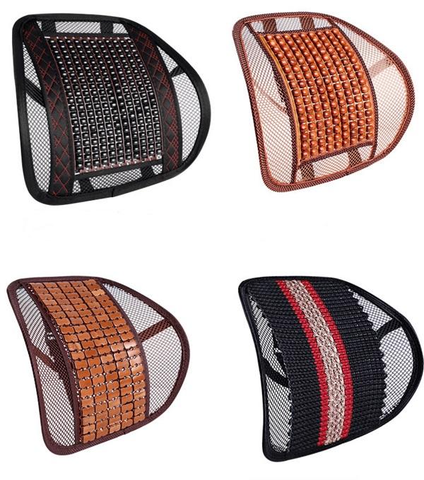 mỗi loại tấm lưới tựa lưng ghế văn phòng khác nhau sẽ có giá khác nhau
