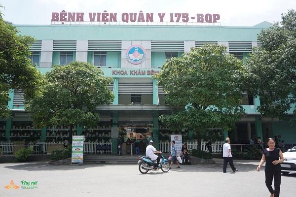 Khám dạ dày ở đâu - Bệnh viện quân y 175