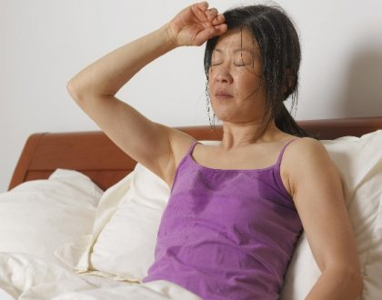 Thận âm hư ở nữ giới