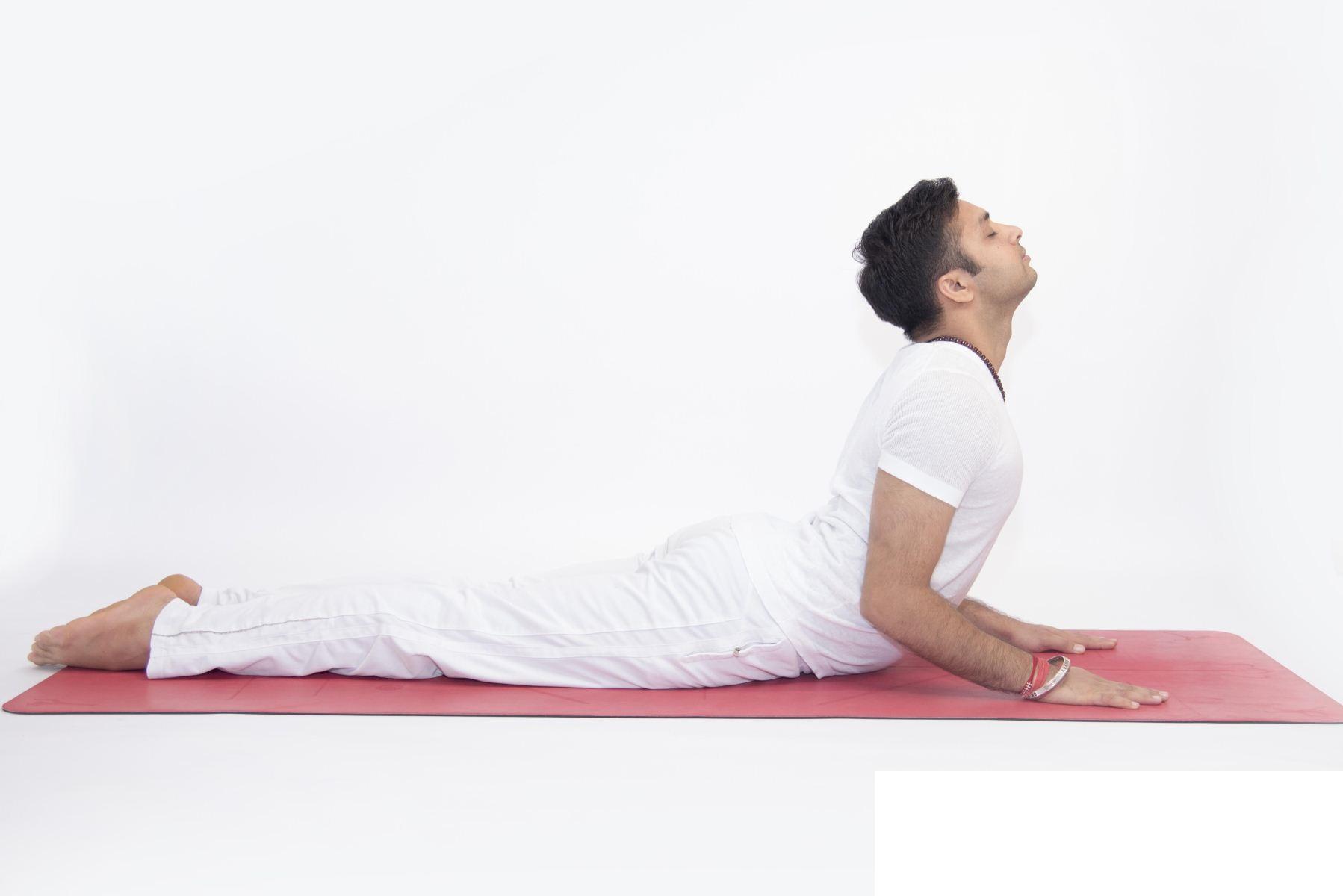 yoga cho người gai cột sống