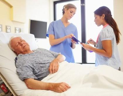 Chăm sóc bệnh nhân viêm phế quản