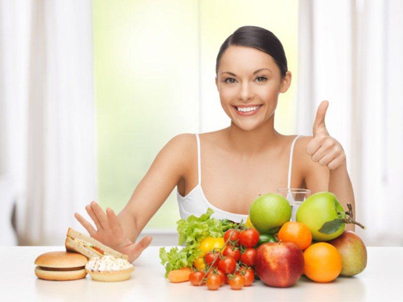 Điều chỉnh chế độ ăn uống