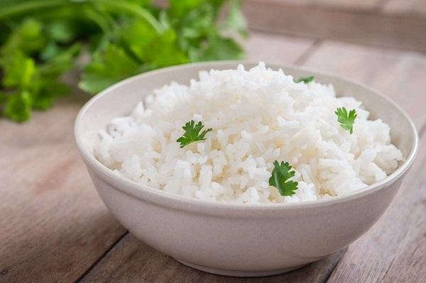 chữa cồn ruột bằng cơm trắng