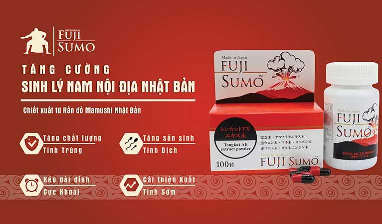 Công dụng của thuốc Fuji sumo